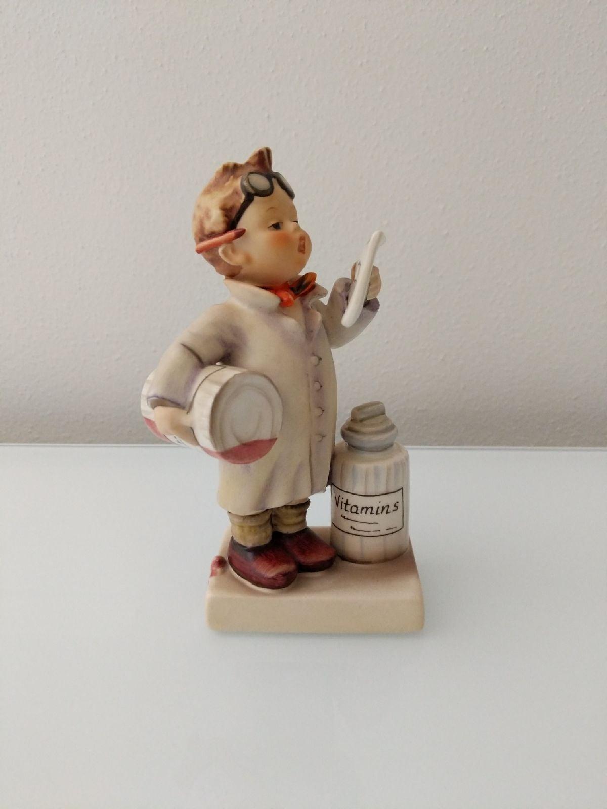 Hummel Little Pharmacist 322 figurine