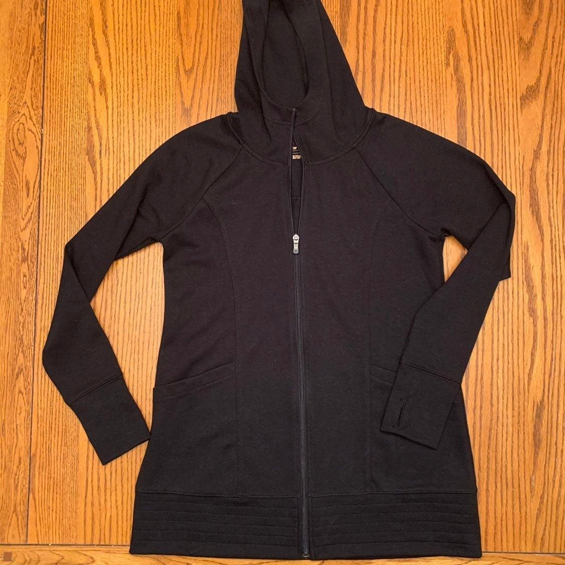 New W/O tags-Tek Gear Black Knit Jacket
