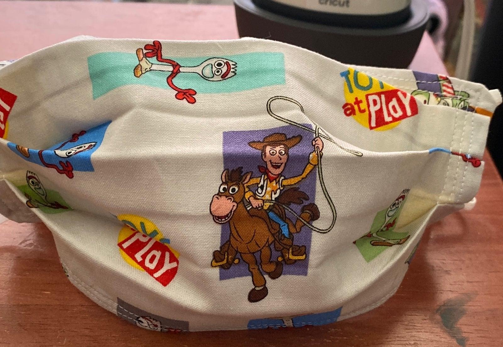 Disney Toy story mask
