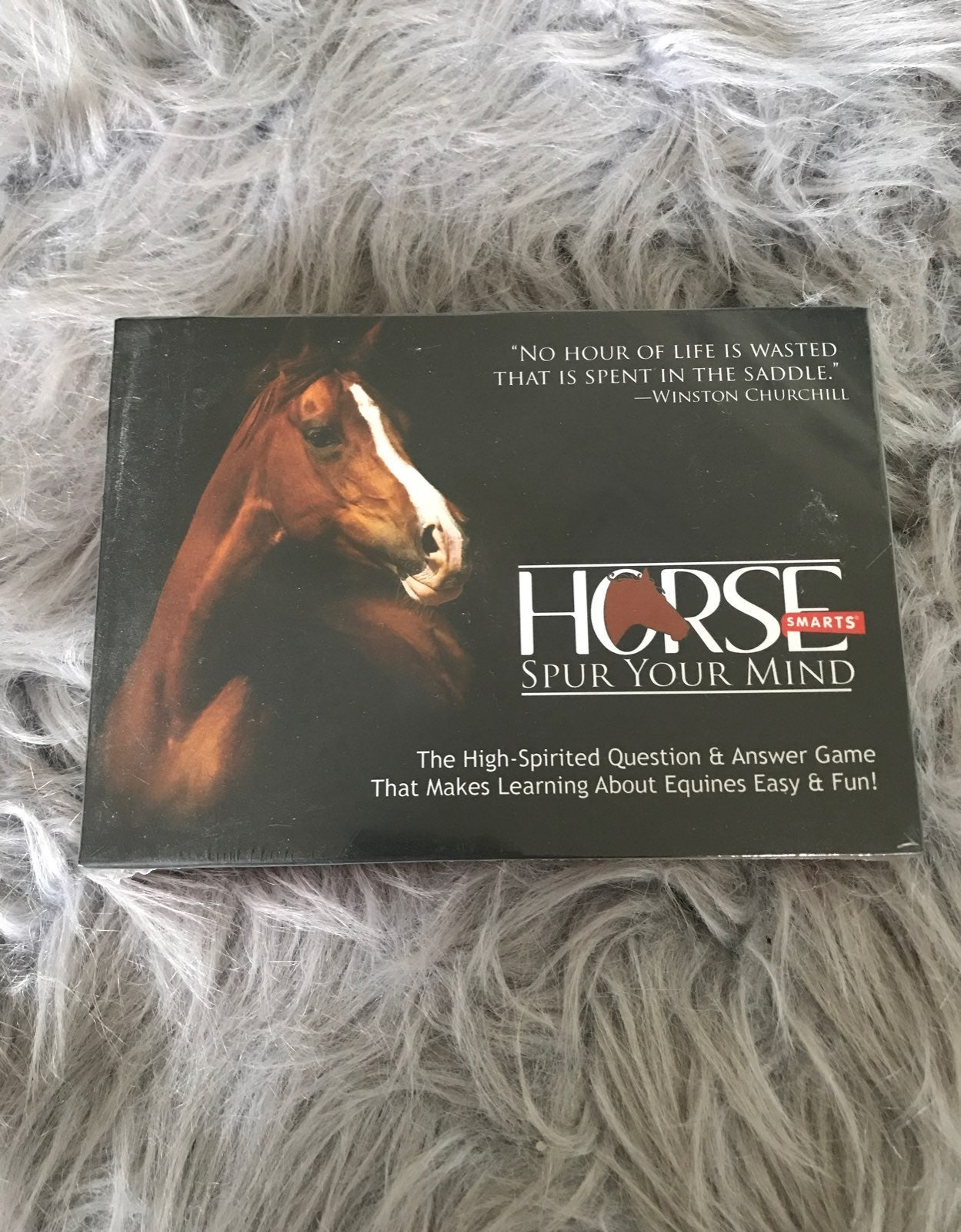 Horse Fun Facts/Game