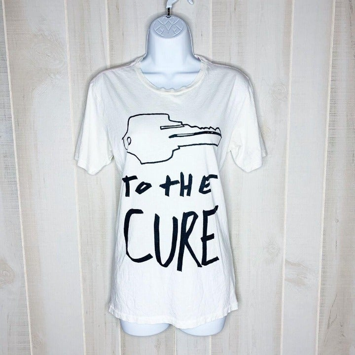 rag & bone X Saks Key To The Cure Tee
