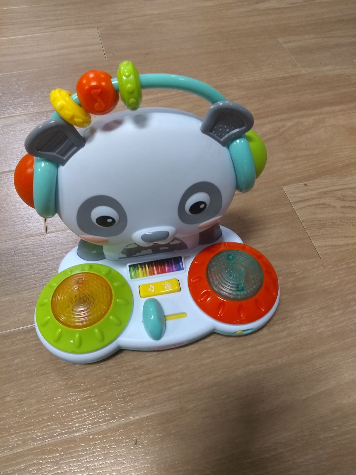 Baby infantino panda musical