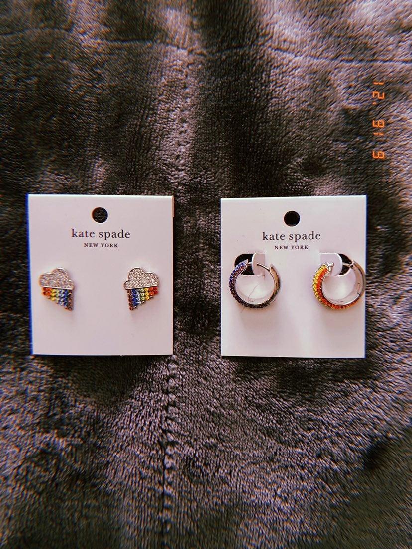 Kate Spade Pride Earrings Set