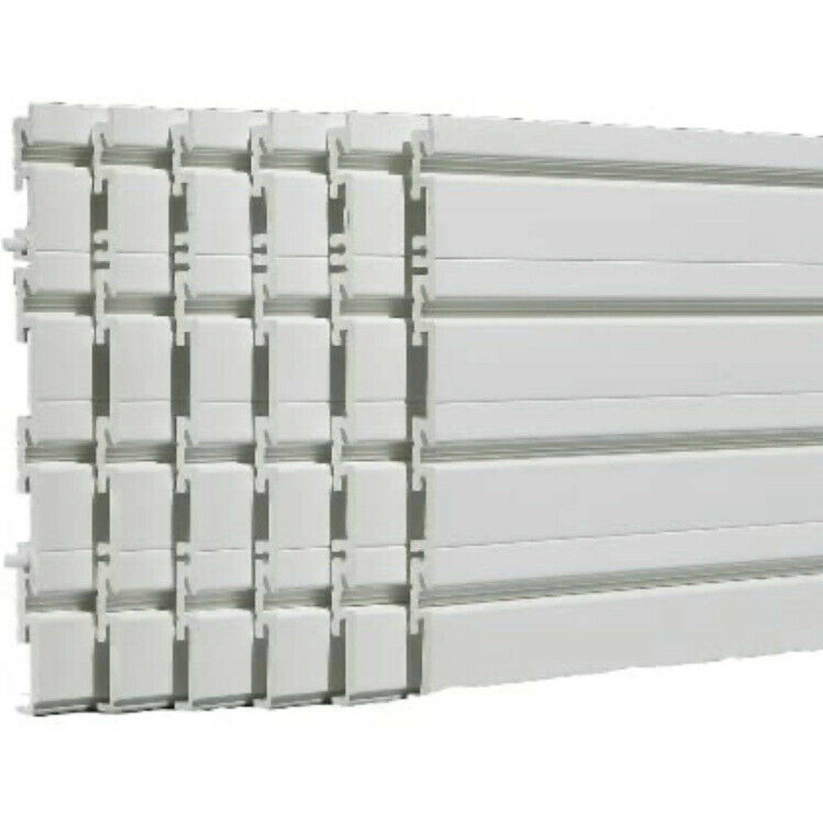Flow Wall Panel Pack White 24 sq ft