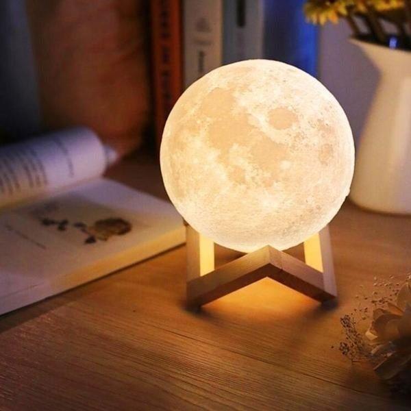 """USB Moon Lamp 3.5"""" *reserved for jonesld"""