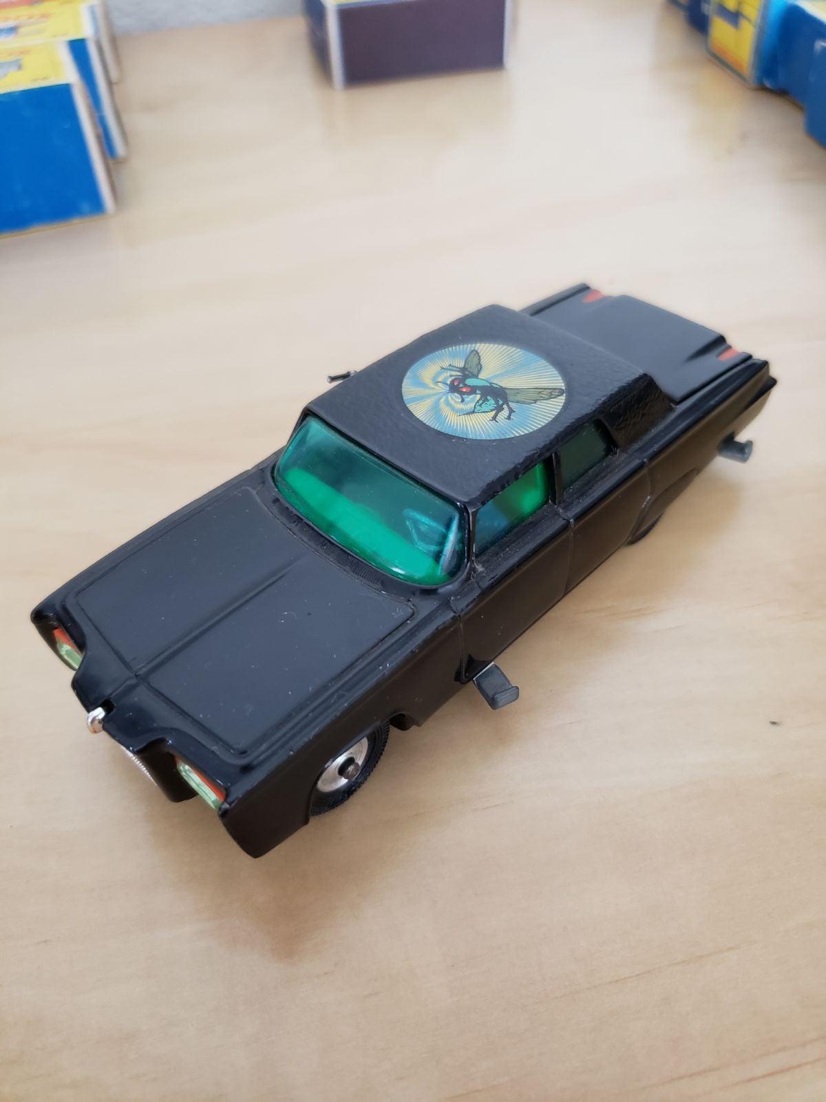 Green Hornet Car- The Black Beaue