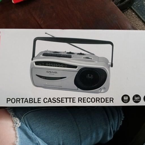 Craig Electronics CD6911 Portable AM/FM