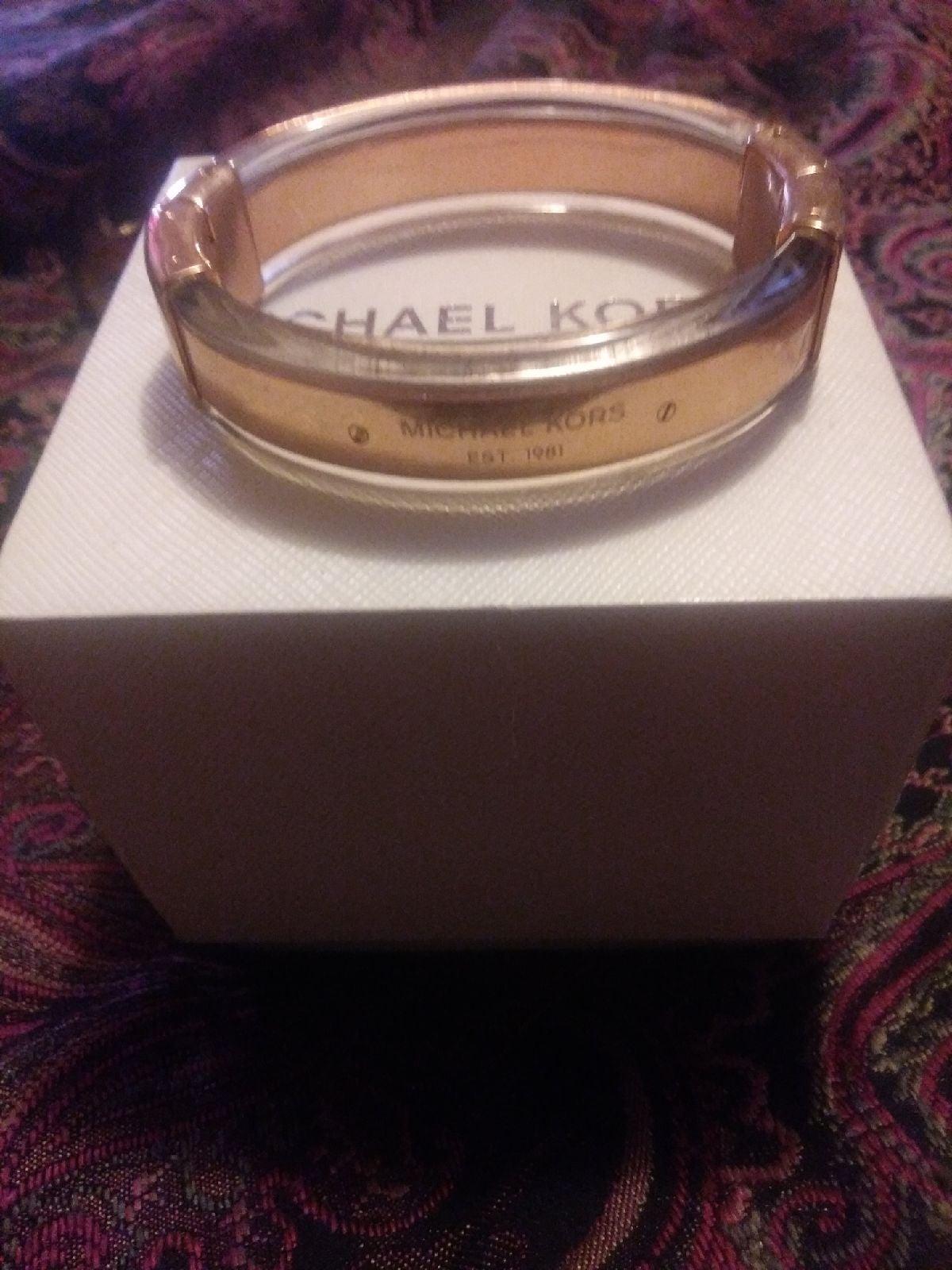 Michael Kors Bracelet Like New