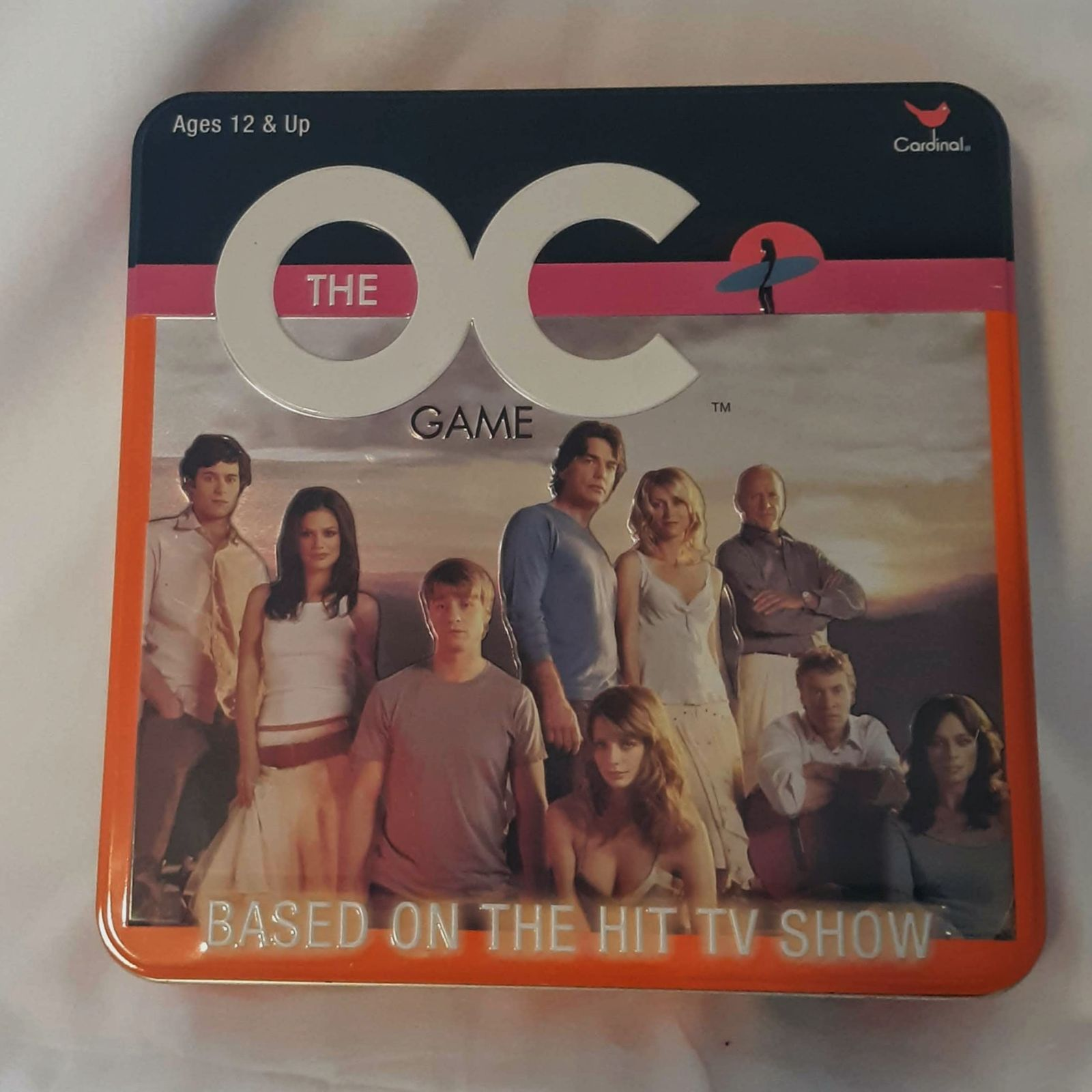 THE OC GAME Board Game Cardinal Hit TV S