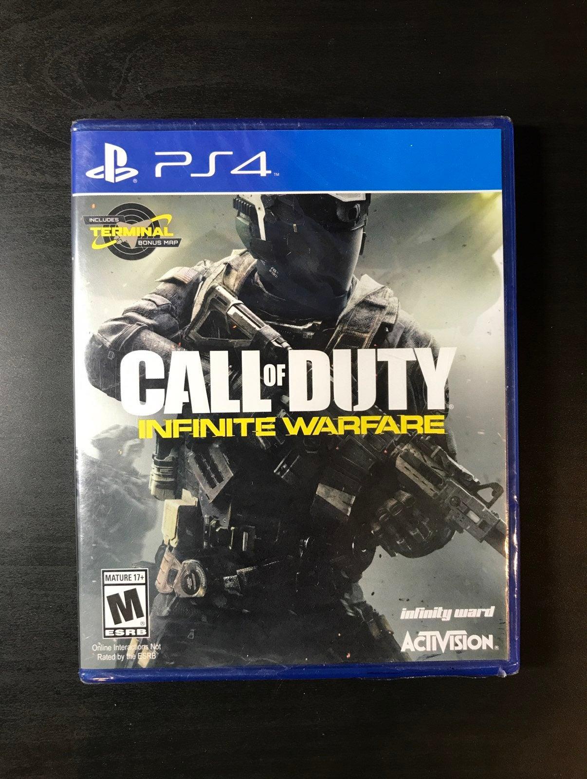 Call of Duty Infinite Warfare PS4 Sealed