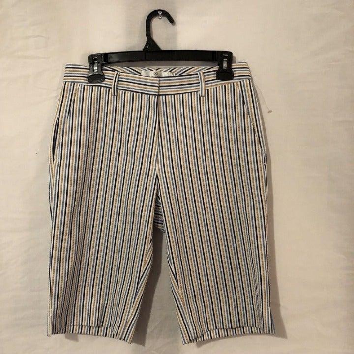 NWT Bugatchi Small Bermuda Shorts