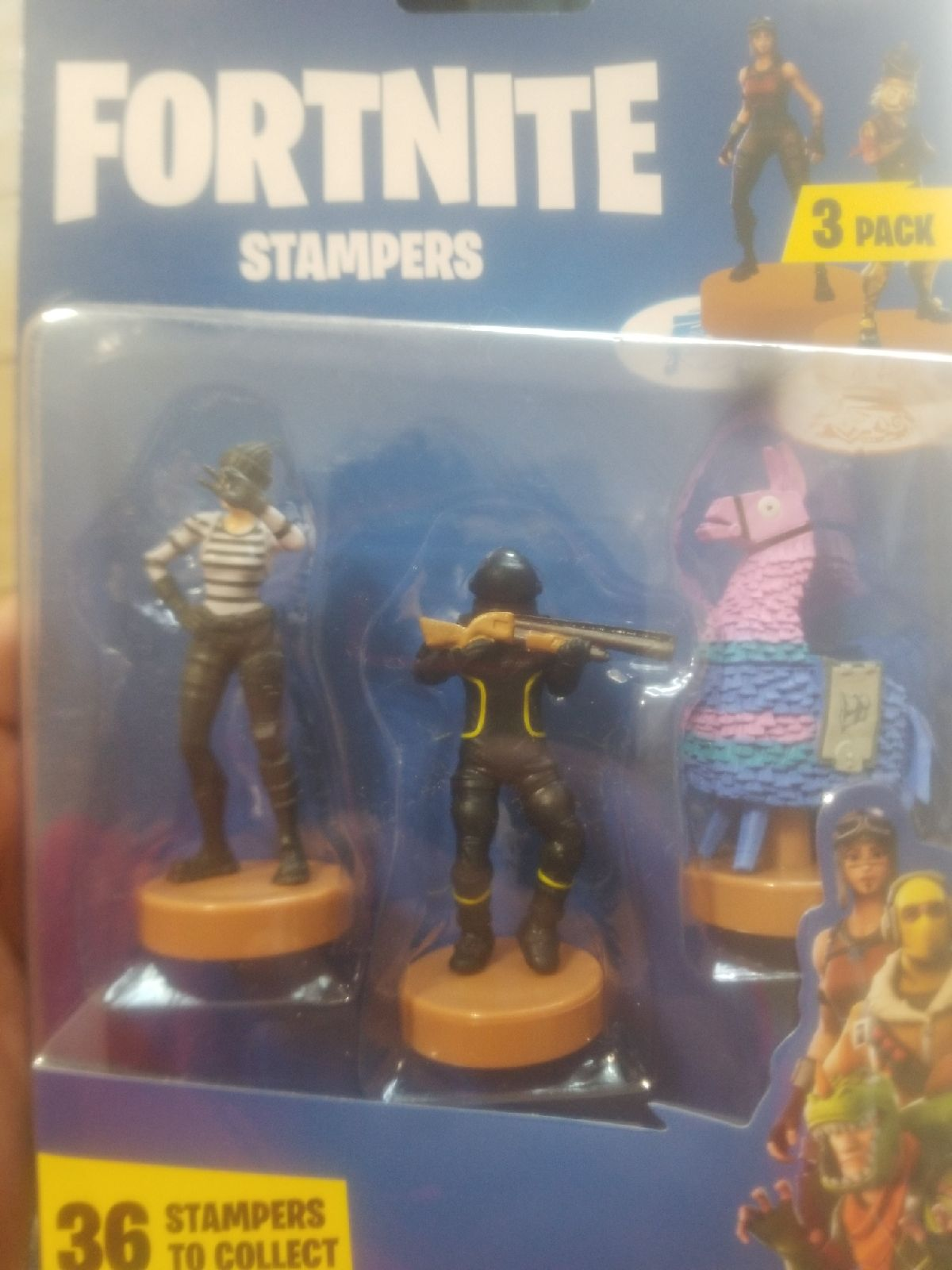 Fortnite Stampers Collection Toys