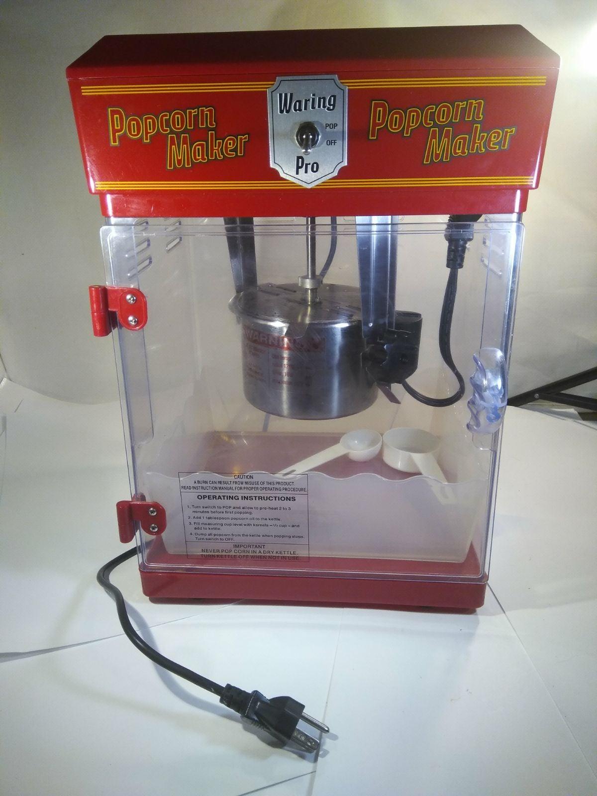 Waring Pro WPM25 Popcorn Maker Machine