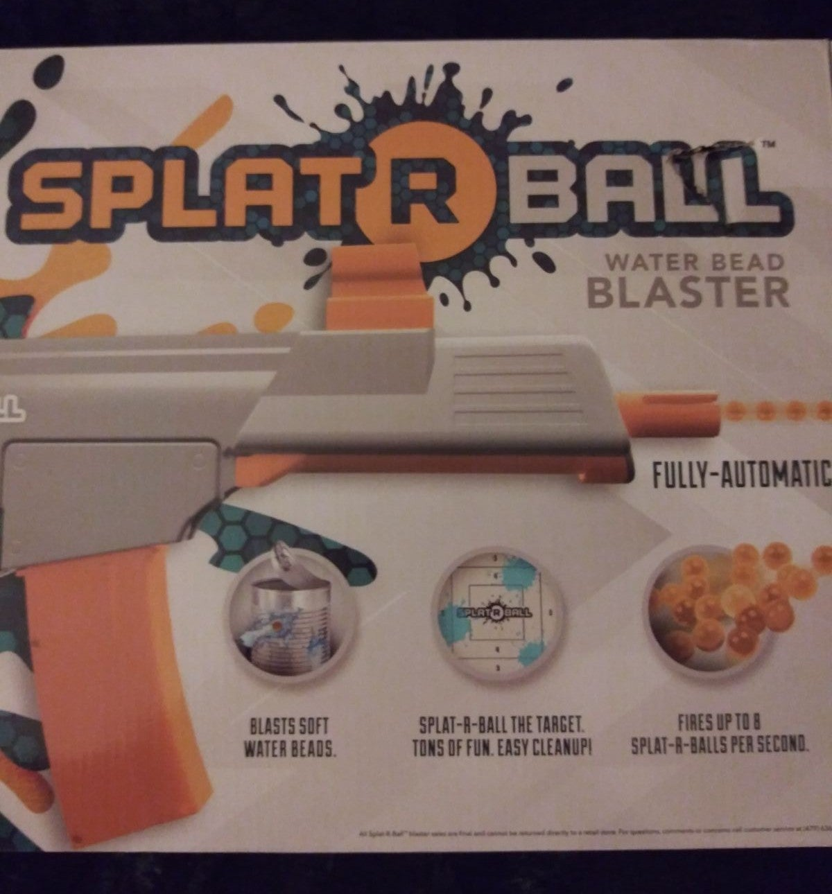 Splat R Ball Water Bead Blaster