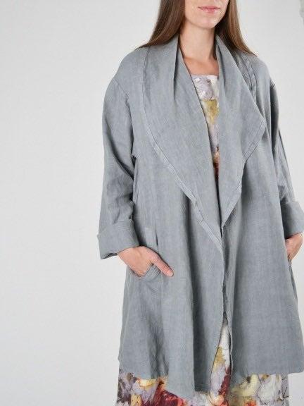 Bryn Walker Linen Jacket Top