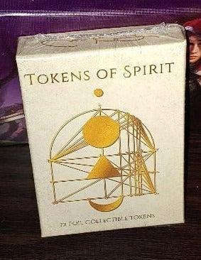Terese Nielsen Tokens Of Spirit-Foil Set
