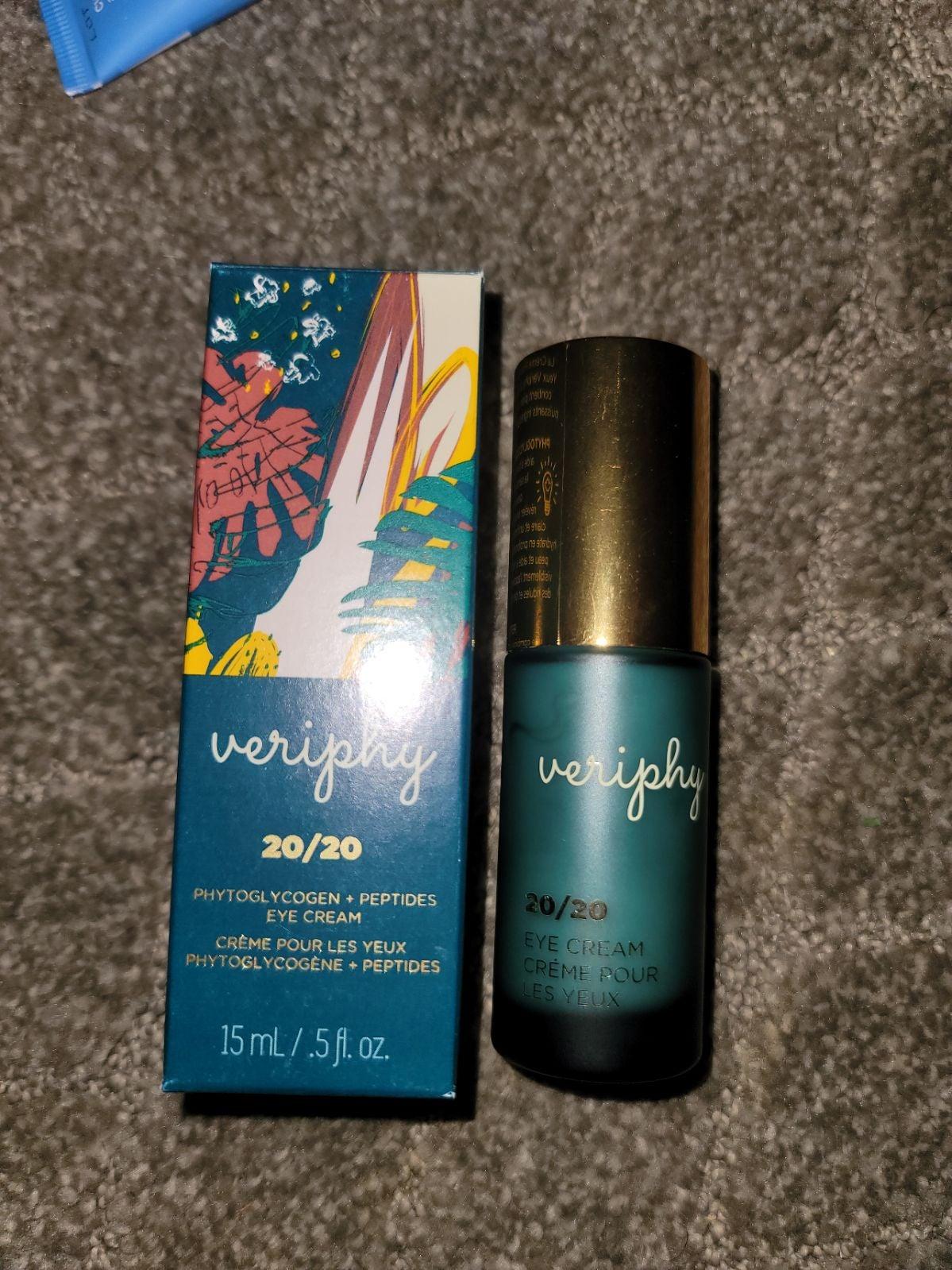 Veriphy eye cream