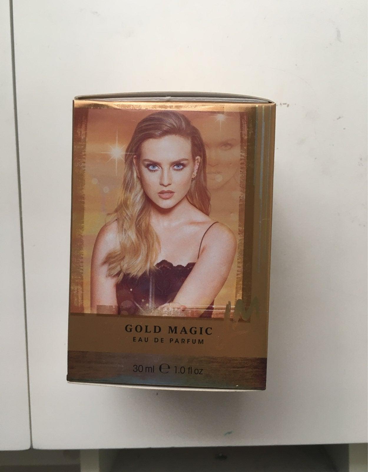 Little Mix Gold Magic Perfume