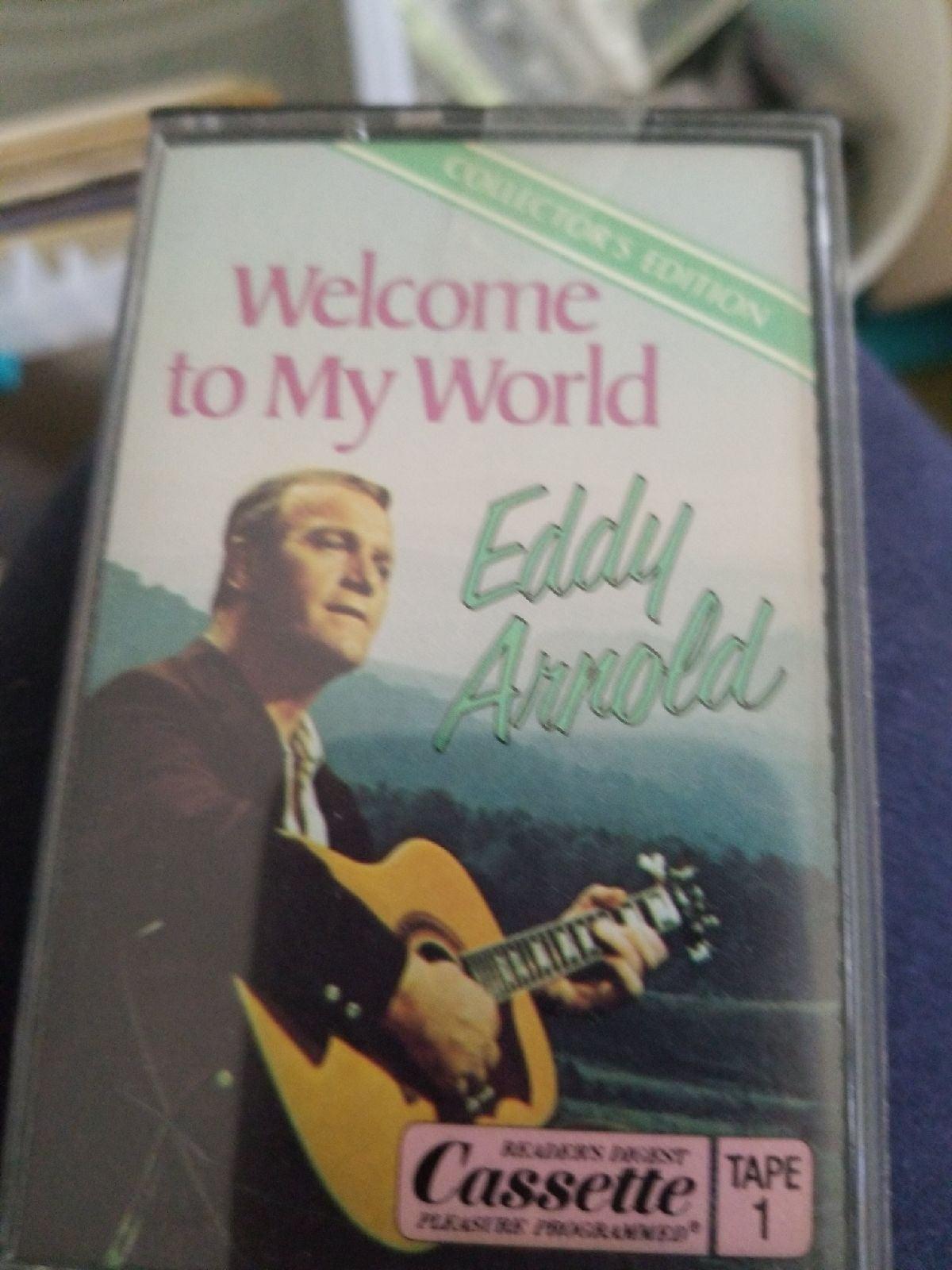 Eddy Arnold Cassettes