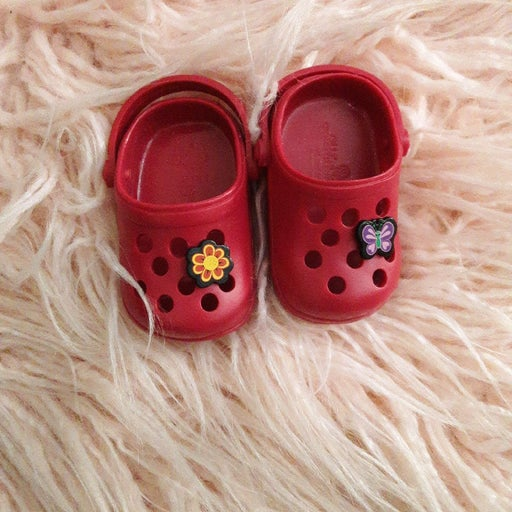 Our Generation Doll Crocs