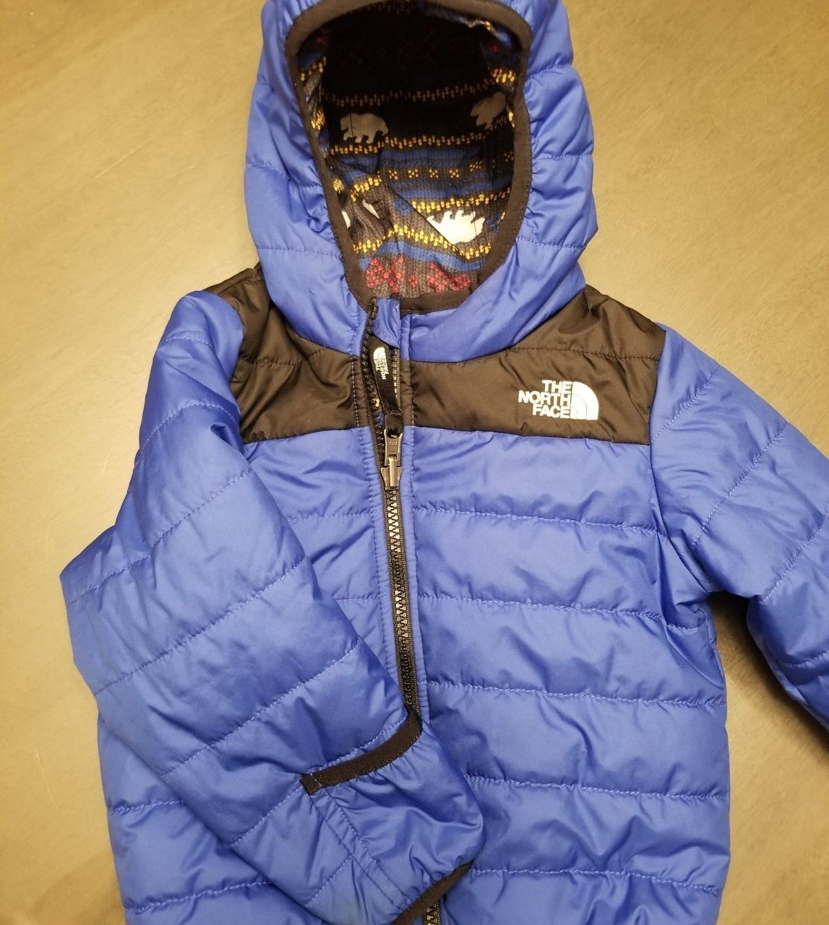 Toddler The North Face reversible coat
