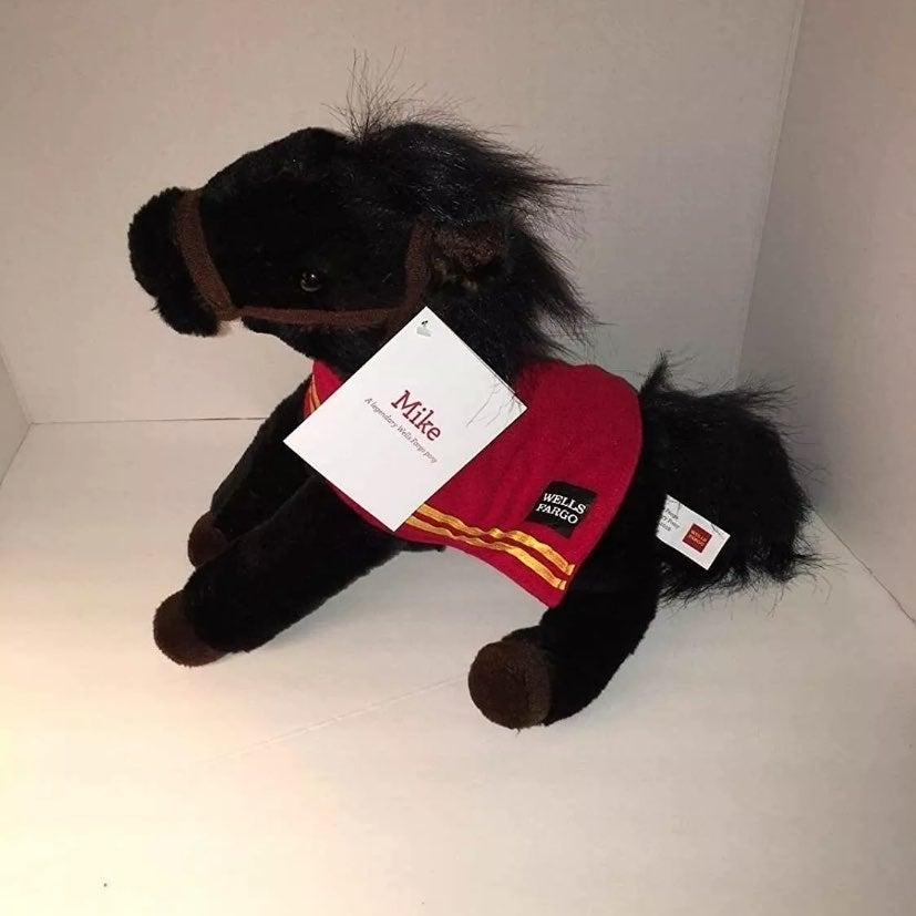 Wells Fargo Mike Legendary Pony Horse