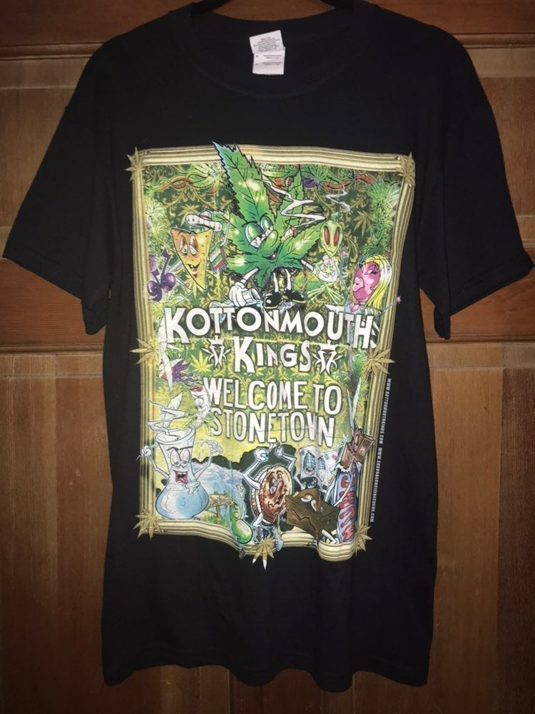 Kottonmouth Kings Stonetown VIP T-Shirt