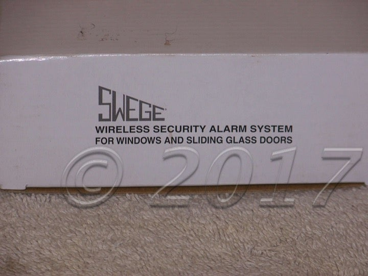 Super Loud Wireless Security System