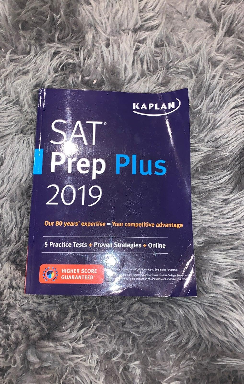 SAT prep plus