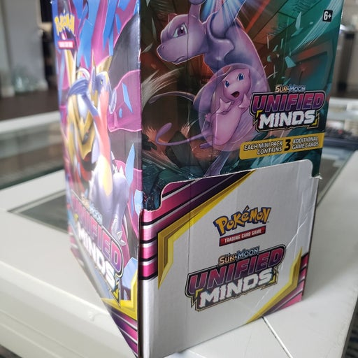 115x Unified Minds Mini Booster Packs