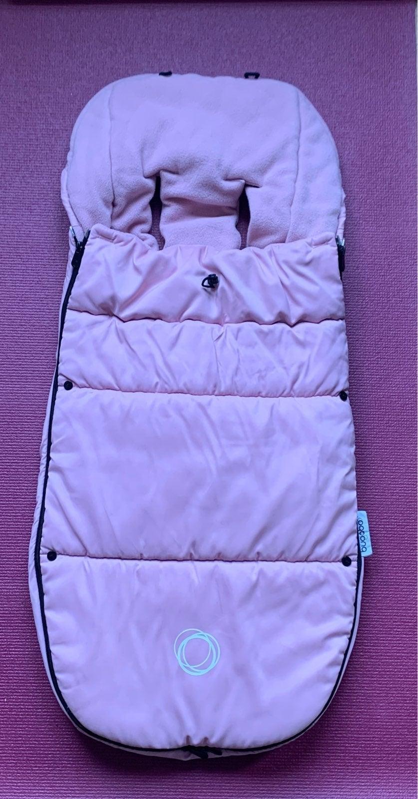 Bugaboo Footmuff Pink