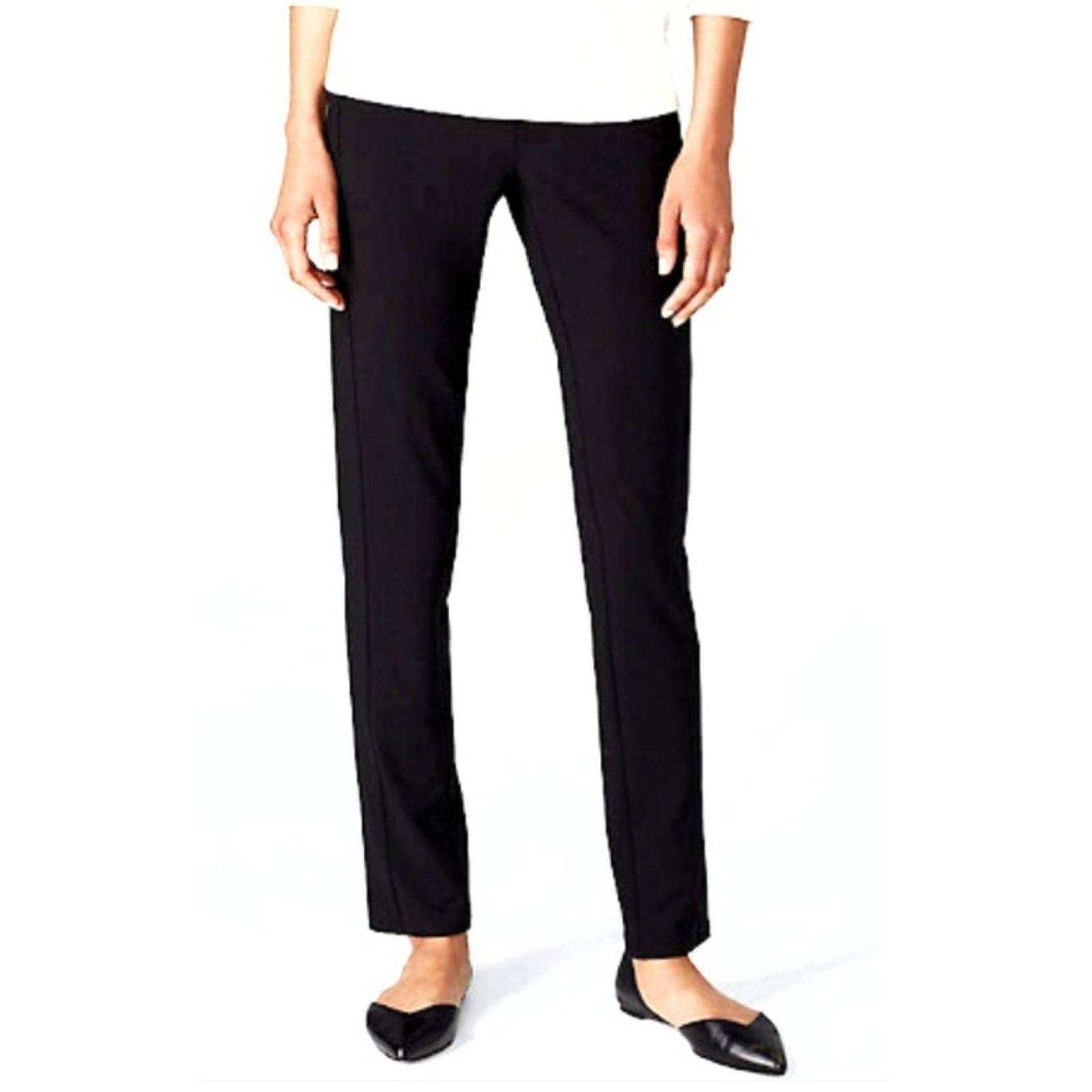 J. Jill Ponte Slim Leg Stretch Pants M