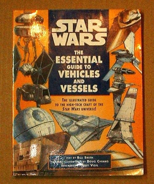 Star Wars essential guide to Vehicles