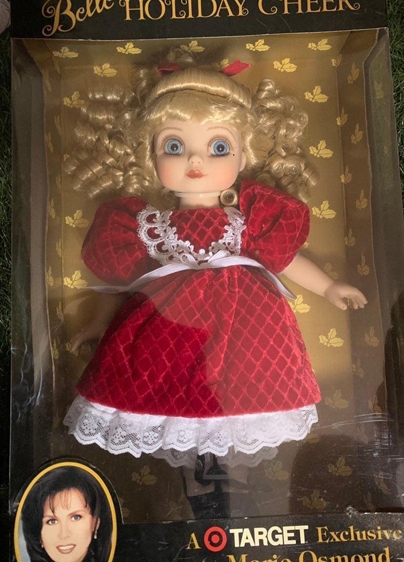Maria Osmond Holiday Bella Doll