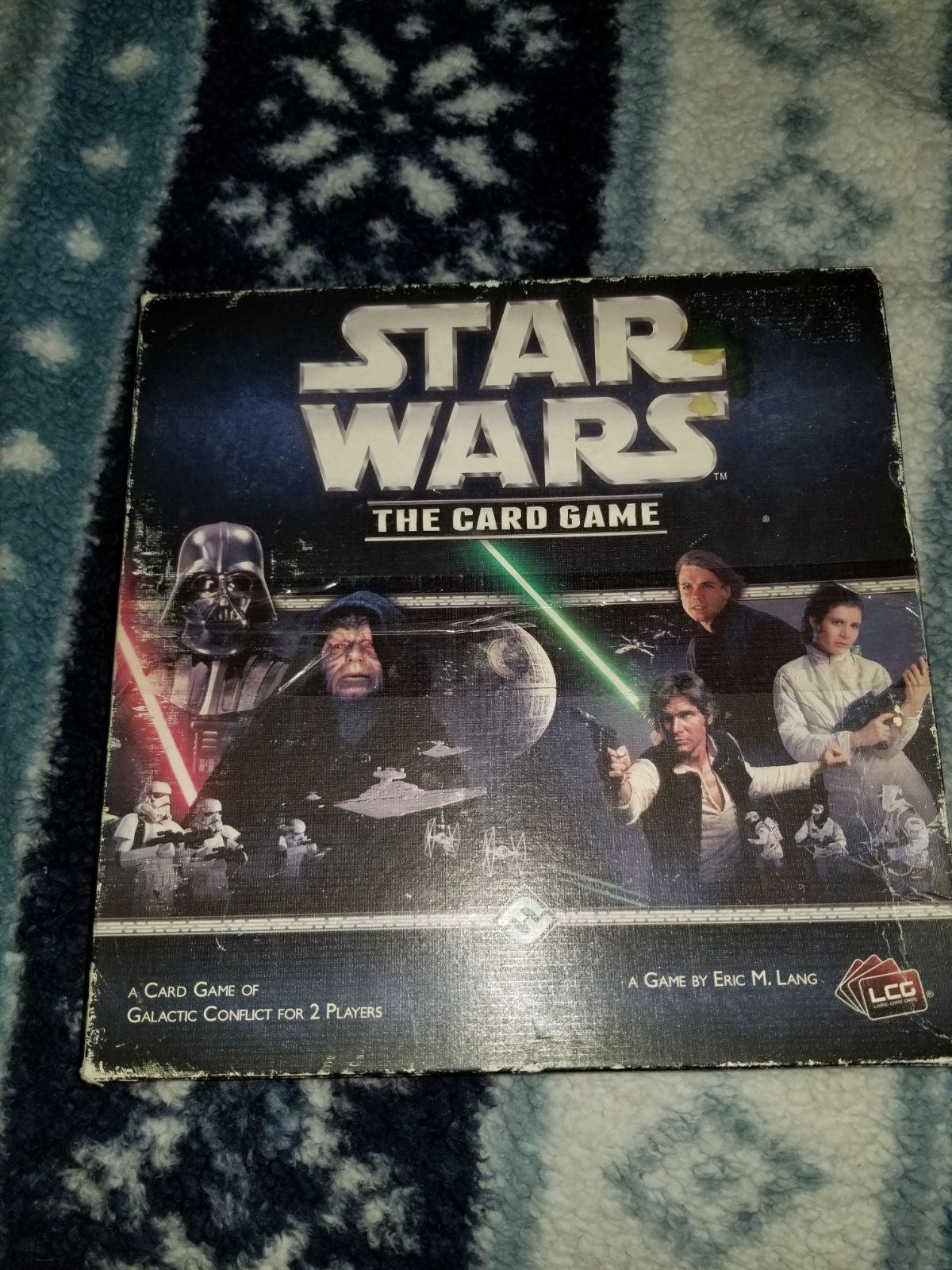 2012 Star Wars Card Game