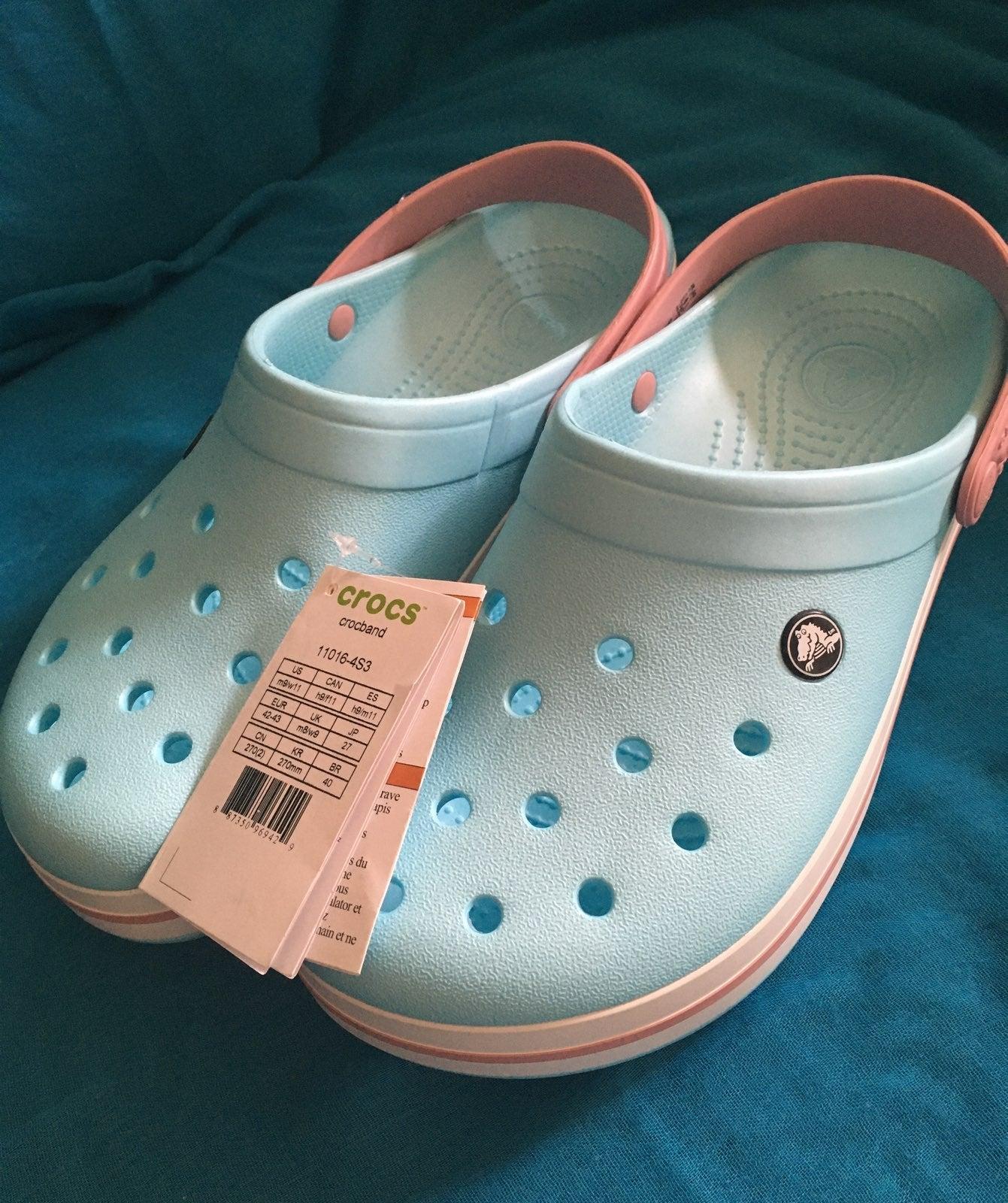 Crocs Crocband Size M9/W11