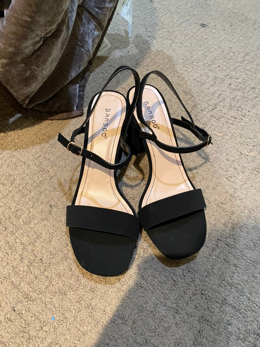 Bamboo Ankle Strap
