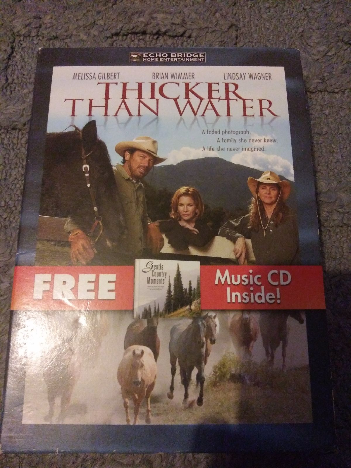 Thicker than water dvd