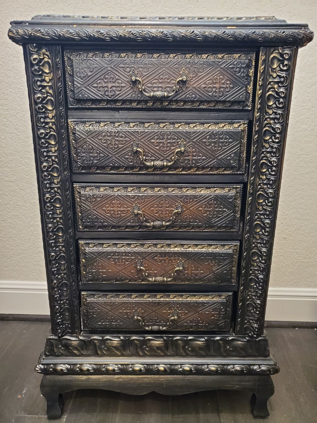 5-Drawer Designer Chest