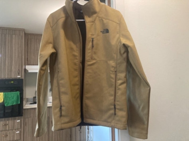 North Face Apex 2 Bionic Jacket (tan)