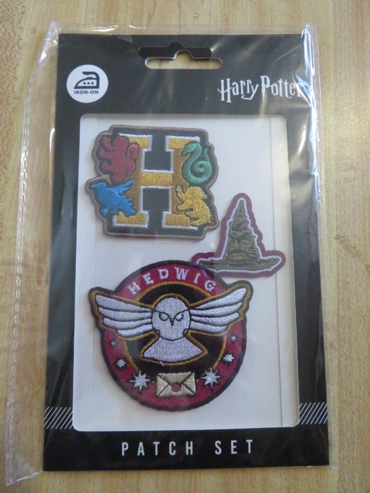 Harry Potter Patches (P14)