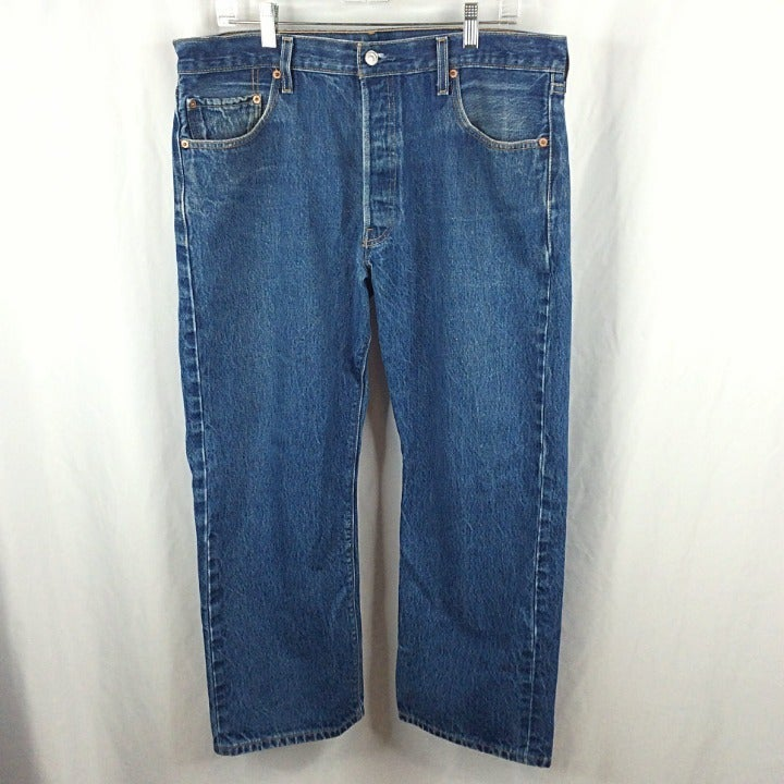 Levi's 501XX Button Fly Jeans 38x30