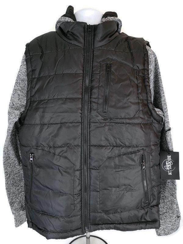 Brooklyn Standard Coat Jacket HoodL