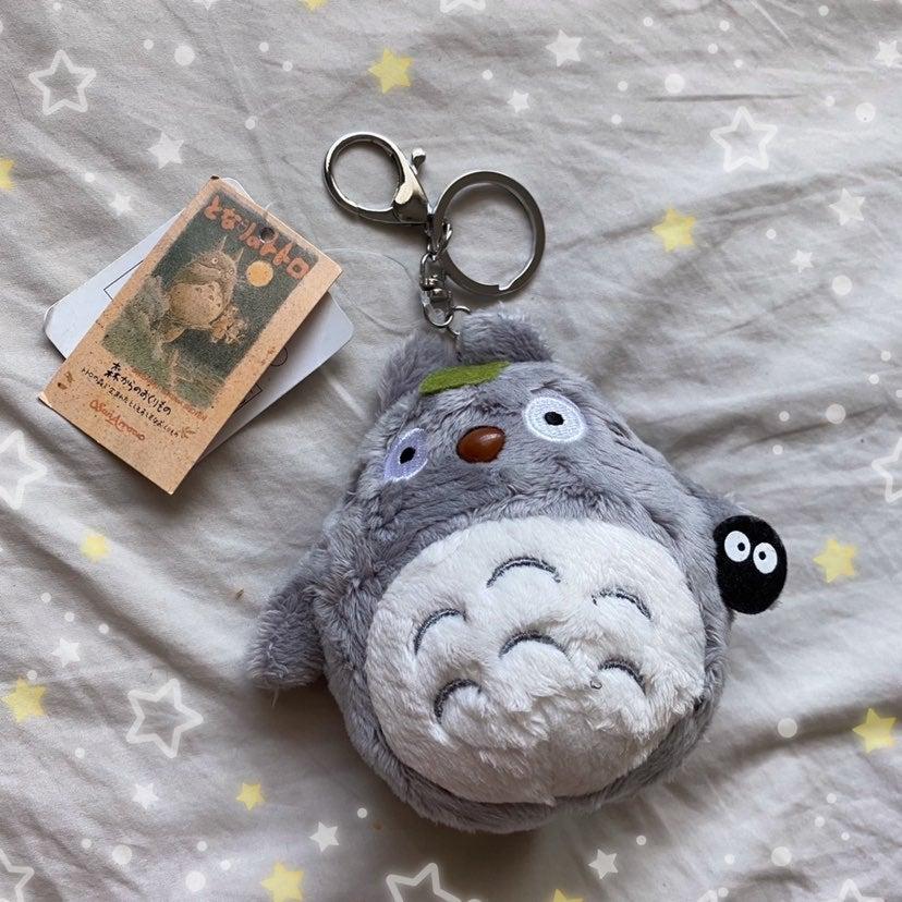 My Neighbor Totoro Plush Keychain