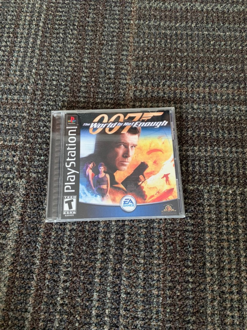 007 james bond ps1 game