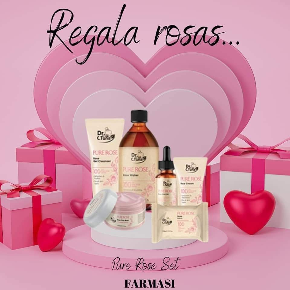 Pure Rose Set