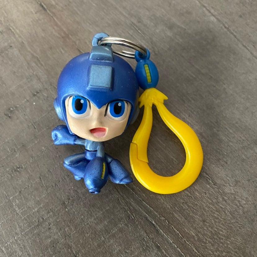 Mega Man Backpack Clip Official Capcom