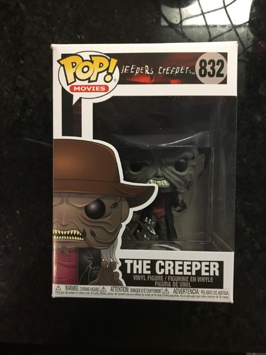 Funko Jeepers Creepers The Creeper #832