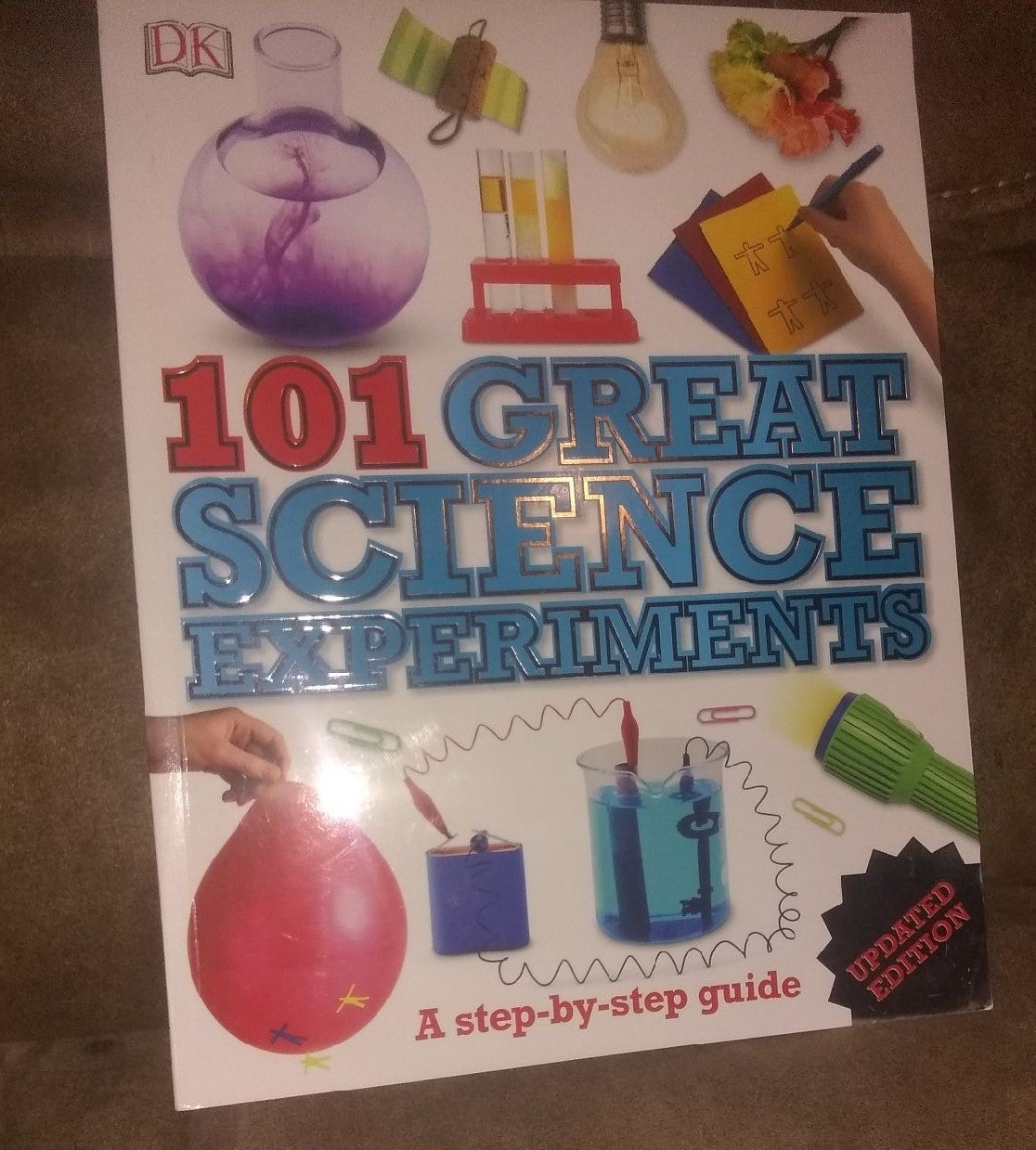 101 Great Science Experiments!
