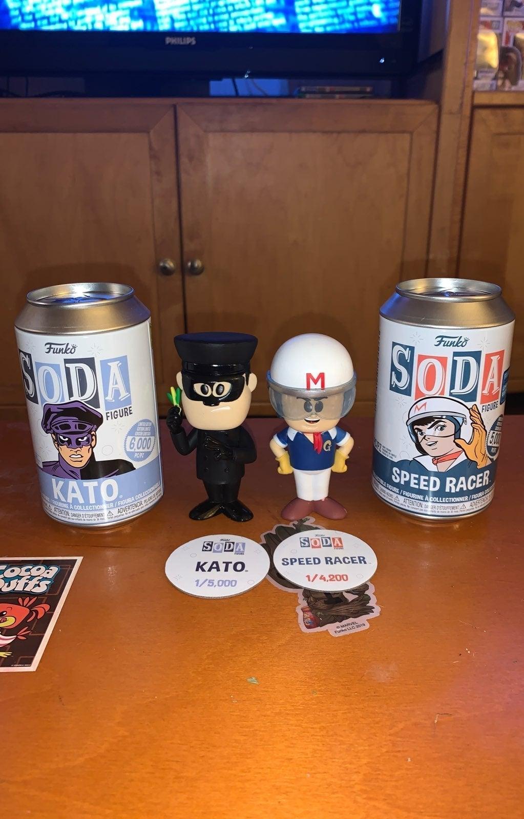 Funko Soda Figures